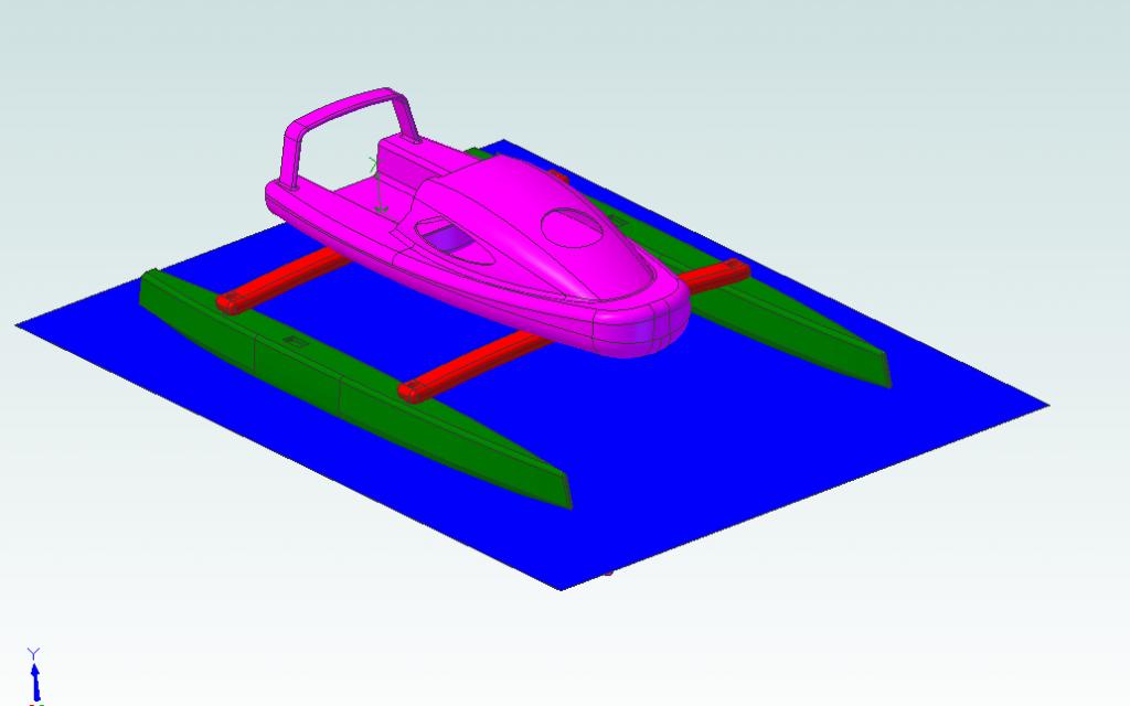 Swingarm Podcat No3 concept 2013