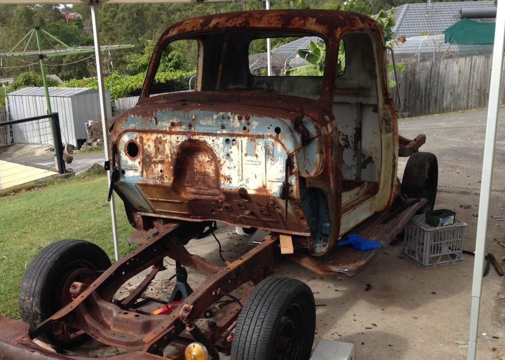 rustbucket 1